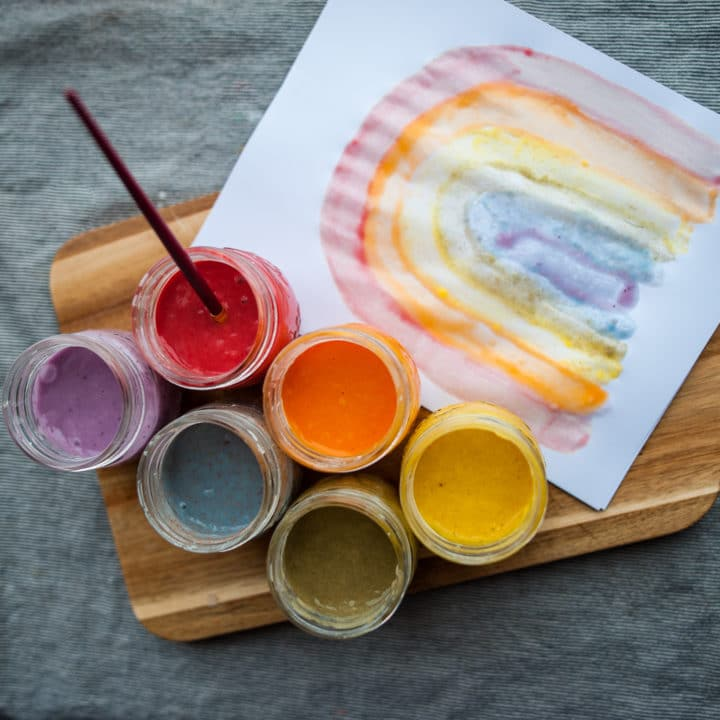 How to Make DIY Paints