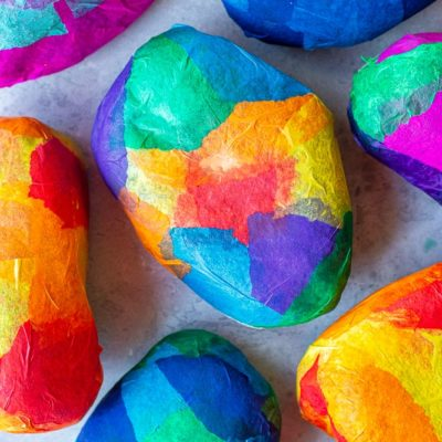 Stained Glass Rocks