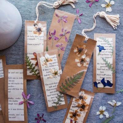 Nature Bookmarks