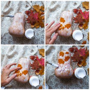 Add leaves.