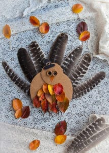 Completed Nature Turkey for Thanksgiving.